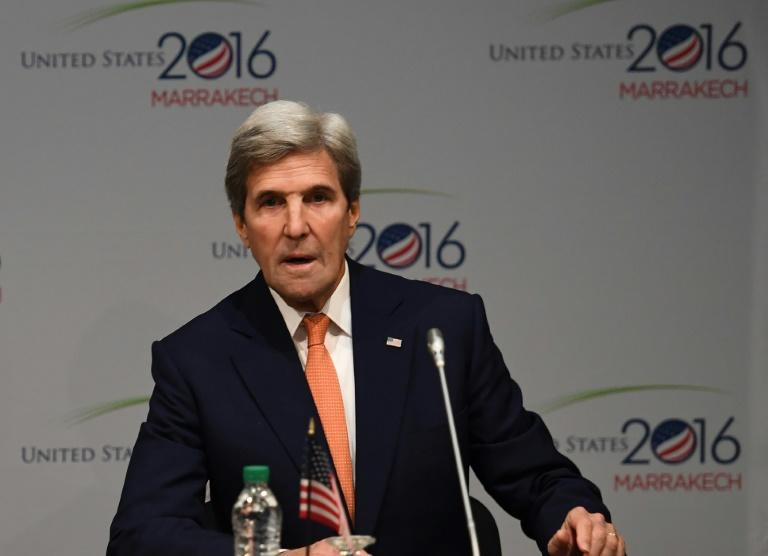 As US secretary of state in 2016 John Kerry attended the COP22 climate change conference in Morocco this year as the US sends a low-level delegation to the COP25 talks in Spain Kerry has founded a private group to raise climate awareness