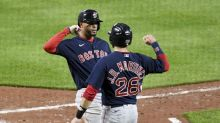 Xander Bogaerts continues to show why he's among the game's best shortstops in Red Sox' rout of the Orioles