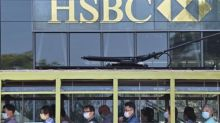 HSBC denies taking political stance over China's crackdown in Hong Kong