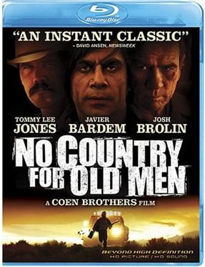 No Country for Old Men gets reviewed on Blu-ray
