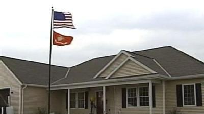 Wounded Iraq War Veteran Gets New Home In Mukwonago