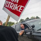 Canadian automotive industry begins to get hit by impact of GM strike in U.S.