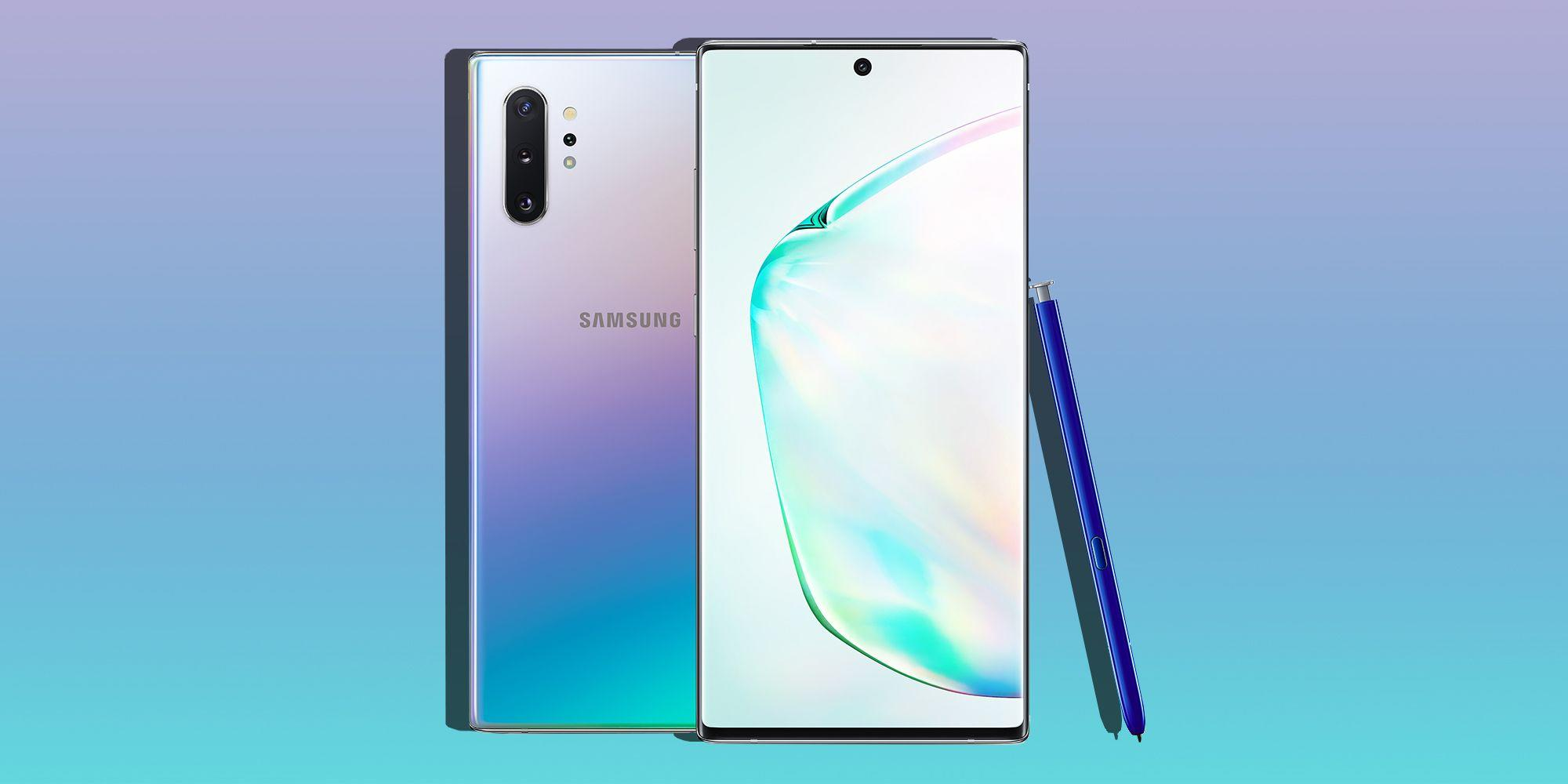 "<p>After months of additional development, the Samsung Galaxy Fold is finally <a href=""https://news.samsung.com/us/galaxy-fold-experience-comes-to-us/"" rel=""nofollow noopener"" target=""_blank"" data-ylk=""slk:ready to ship to consumers"" class=""link rapid-noclick-resp"">ready to ship to consumers</a>. The Android device has a folding display, which, at least for the the time being, makes it the only product of its kind. In a manner befitting its cutting-edge design, the Galaxy Fold is also the most expensive smartphone Samsung currently offers.</p><p>Also, the <a href=""https://news.samsung.com/us/introducing-galaxy-note10-unpacked-2019/"" rel=""nofollow noopener"" target=""_blank"" data-ylk=""slk:new Samsung Galaxy Note is here"" class=""link rapid-noclick-resp"">new Samsung Galaxy Note is here</a>! The 10th installment of the iconic Samsung Galaxy Note product line includes two distinct members — the Galaxy Note10 with a 6.3-inch display and the Galaxy Note10+ with a ginormous 6.8-inch panel. </p><p>The S Pen-toting Android newcomers will join the <a href=""http://www.amazon.com/dp/B07N4M7F9Q/?tag=bp_links-20&ascsubtag=%5bartid