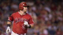 Hot Stove Digest: Kole Calhoun signs three-year extension with Angels