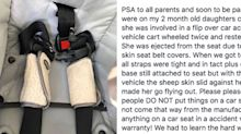 Mom's warning about popular car seat accessory goes viral