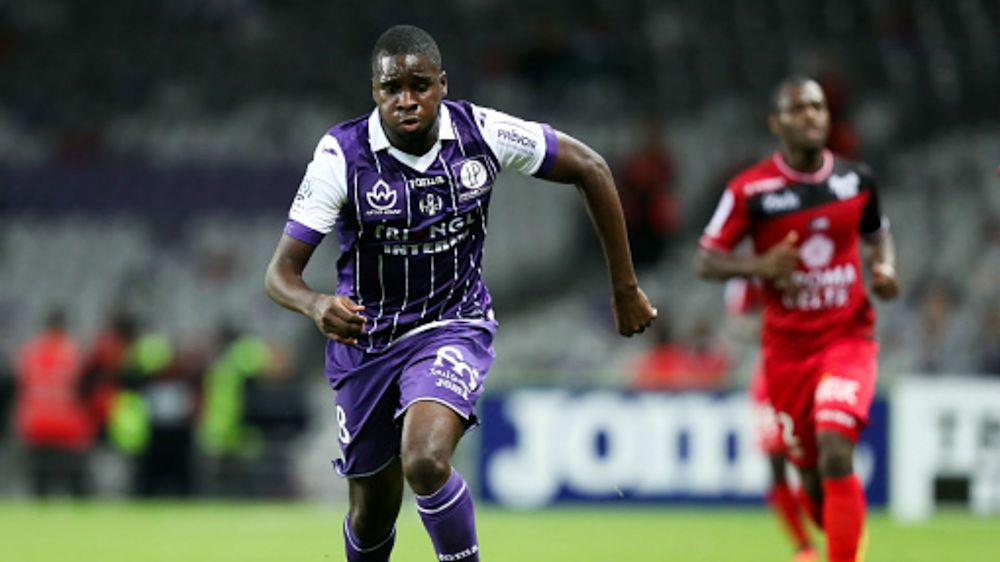 Odsonne Edouard de retour à l'entraînement... avec Toulouse