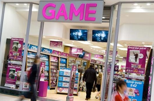 GAME to close 85 UK stores