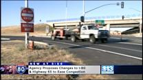 Placer County Transportation Officials Want To Fix Interstate 80, Highway 65 Congestion