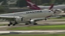 Australia's Qantas to cease international flights