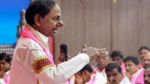 On Visit to Siddipet, KCR Announces Financial Assistance for Several Villages, Including His Native Place
