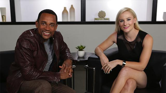 Hill Harper on His Covert Affairs