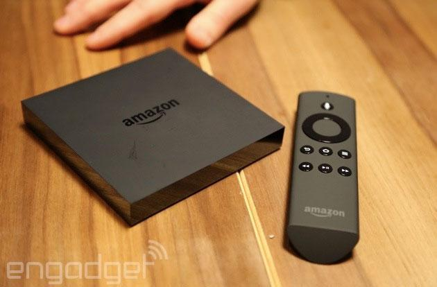 Amazon's Fire TV is doing much better than its phone