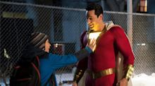 Zachary Levi on how 'Shazam!' trailer answers skeptics — and why he needed an assistant to pee while wearing the costume