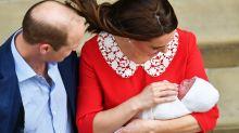 Royales Baby: Salutschüsse für den jungen Prinzen