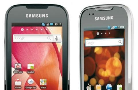 Samsung Galaxy Teos and Naos rush in to relieve aging Spica