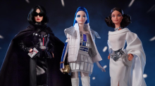 Queremos! Mattel anuncia coleção da Barbie inspirada em 'Star Wars'