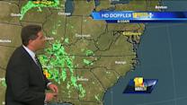Pleasant Friday ahead, but what about Preakness?