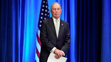 Behind Michael Bloomberg's $3,000-a-minute ad campaign