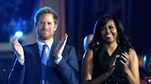 Michelle Obama 'can't wait to meet' Baby Sussex
