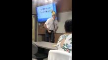69-year-old college physics professor goes viral for 'crazy' classroom stunts