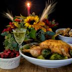 Send yourself flowers for Thanksgiving, and your table will be gorgeous even before you set it. There's still time!