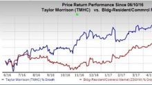 5 Reasons to Add Taylor Morrison (TMHC) to Your Portfolio