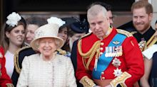 Disgraced Prince Andrew could be excluded from Trooping the Colour event