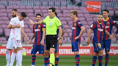 ¿El VAR? La excusa perfecta para no hablar de la mediocre capacidad de reacción del Barça