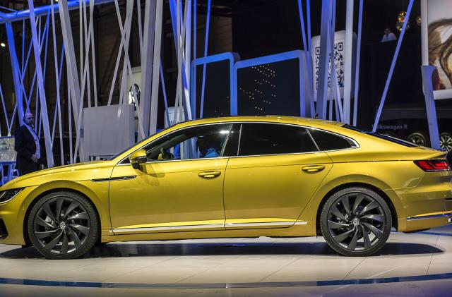 How VW's Arteon keeps you alive if you pass out while driving
