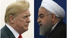Trump warns Iran of 'consequences' in saber rattling tweet