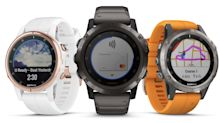 Get NFC payments, blood oxygen readings, and GPS from Garmin's Fenix 5 Plus