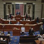 Tensions high on Capitol Hill over mask mandate