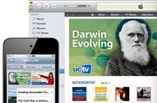 iTunes U tops 600 million downloads