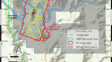 OROCO COMPLETES AIRBORNE MANETICS SURVEY AND UPDATES 3D IP SURVEY PROGRESS AT SANTO TOMAS