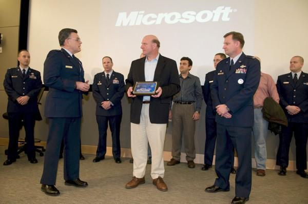 Air Force now using super-secure version of Windows XP