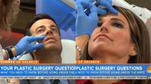 Carson Daly and Savannah Guthrie Get Juvéderm, Botox Live on 'Today'