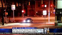 Mom Arrested After Being Found Passed Out Behind Wheel With Baby In Car