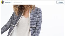 #thatcoat, tutte a Londra indossano questo cappotto di Zara
