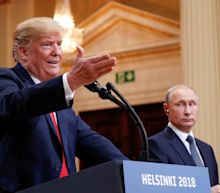 Trump says he believes Putin that Russia didn't interfere in election