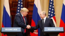 Trump invites Putin to Washington despite U.S. uproar over Helsinki summit