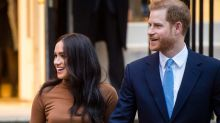 Palace breaks silence on rumors that Meghan Markle, Prince Harry may move to Canada