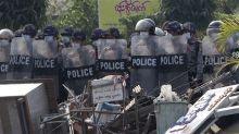 緬甸反政變示威遭暴力清場傳7死