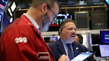 Stock market news live: Stocks slump as coronavirus death toll rises