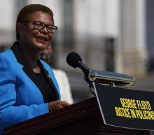 Will Karen Bass bring her activist bona fides to Joe Biden's presidential ticket?