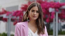 El traje de lino PERFECTO está en la colección de Paola Alberdi para The Drop, la nueva experiencia de compra de Amazon