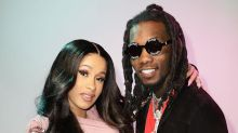 Offset Reveals Horrific Injuries from Car Crash as Cardi B Claims He Swerved to Avoid a 'Crackhead'