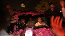 Former PM Nawaz released from prison following court orders