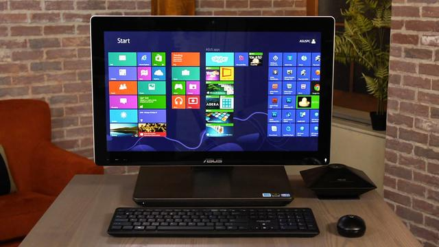 Asus all-in-one gets Thunderbolt, WiDi support