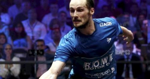 Squash - Bristish Open - Grégory Gaultier vise le triplé