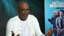 The Hitman's Bodyguard interview: Samuel L Jackson on Captain Marvel and Black Panther